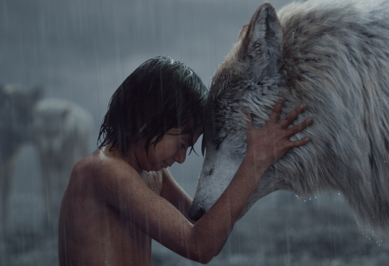 The Jungle Book available now on Virgin Movies