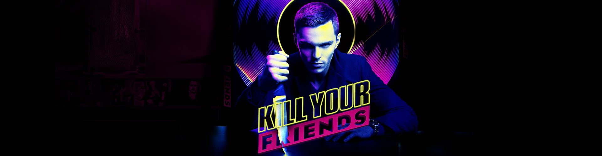 Kill Your Friends – available now on Virgin Movies