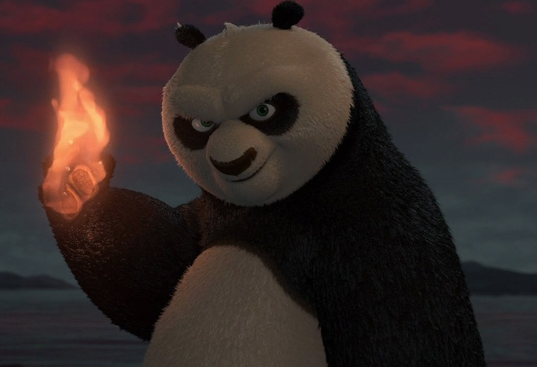 The most awesome moments from Kung Fu Panda