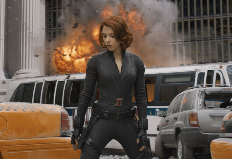 Still waiting on that Black Widow movie, though
