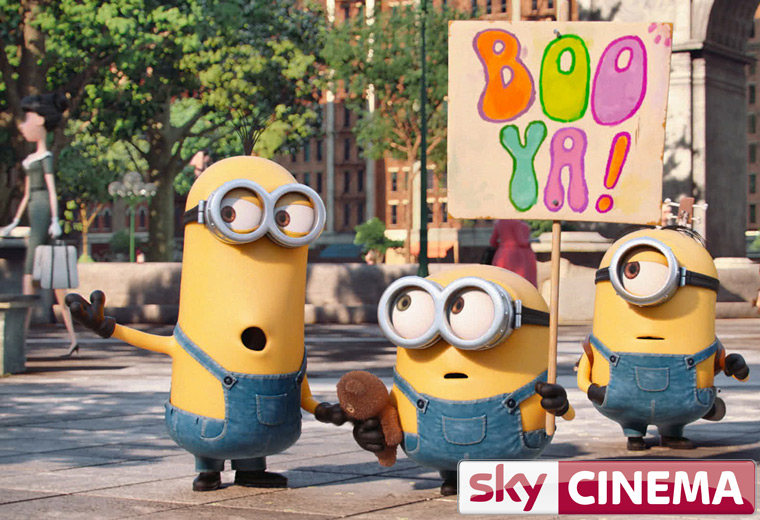 Add Sky Cinema to your Virgin TV Package