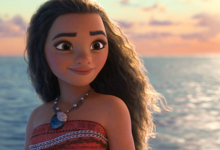 Are you ready for a big adventure with Disney's Moana?