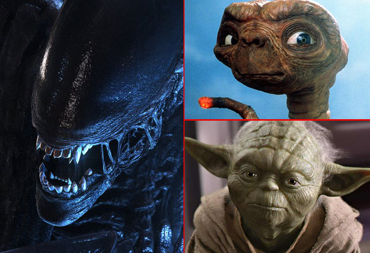 Quiz: Which movie alien are you?