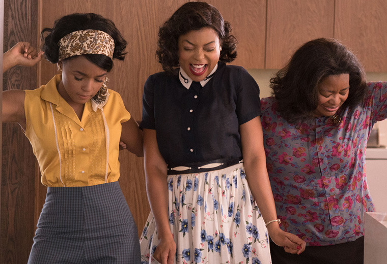 Why Hidden Figures is the best film to watch with your BFFs