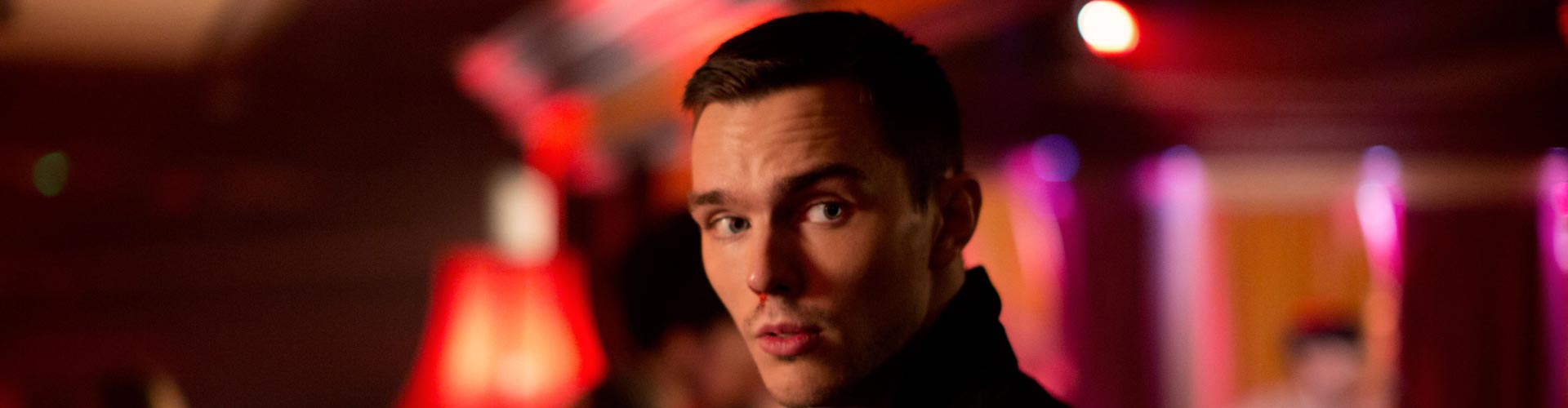 Interview: Nicholas Hoult on Kill Your Friends