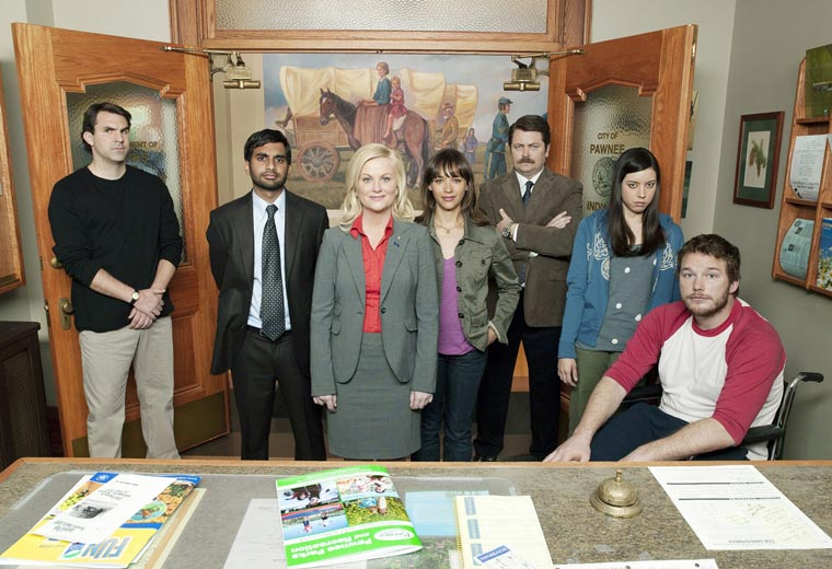 Watch Parks and Recreation on TV Anywhere