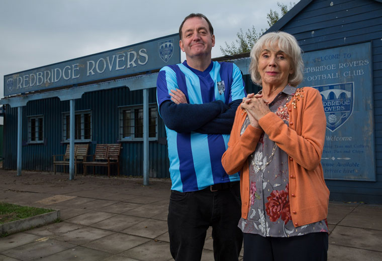 Watch Rovers on TV Anywhere