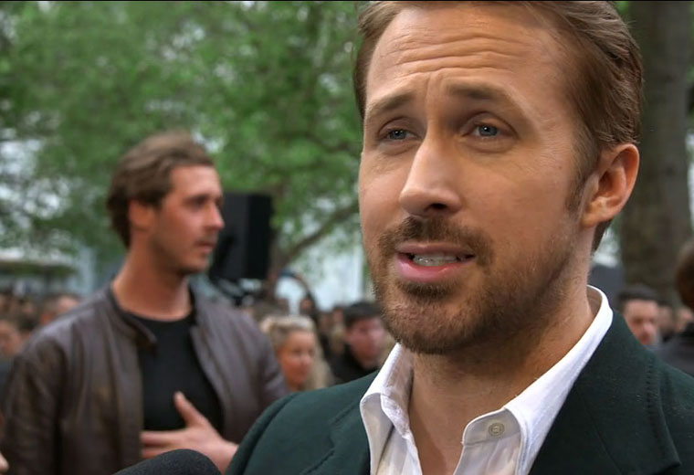 Ryan Gosling on Nice Guys and Private Eyes