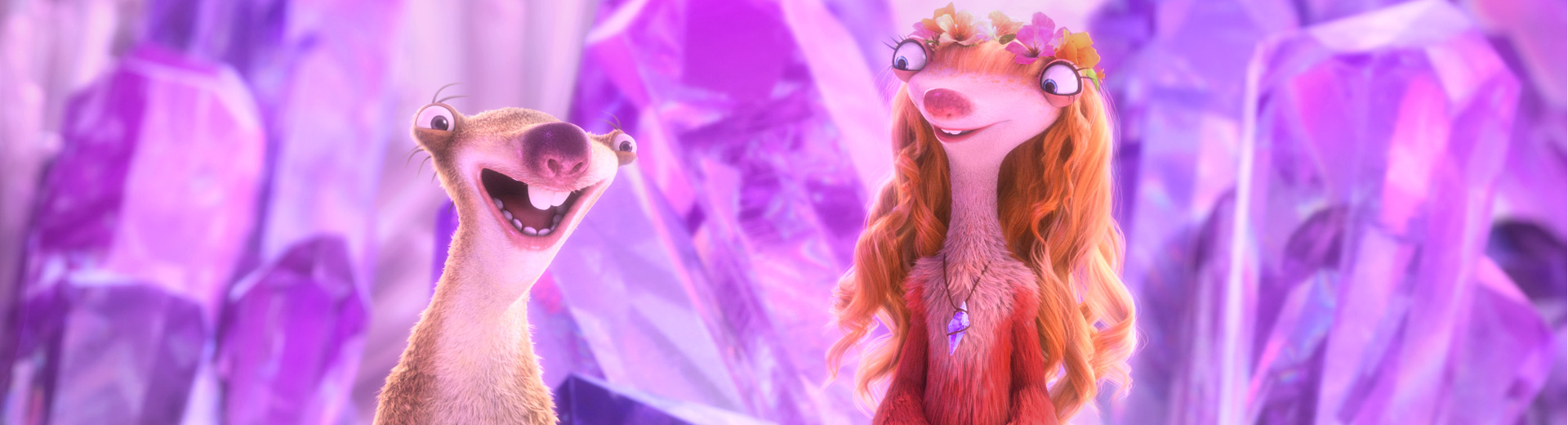 Ice Age: Sid the sloth's funniest moments