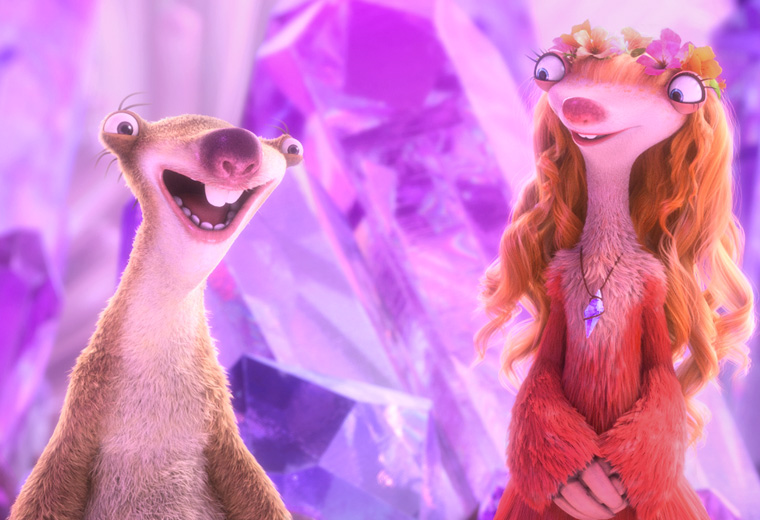 Sid the sloth's funniest moments