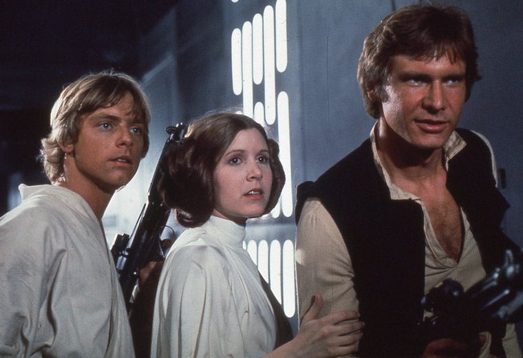 40 things you didn't know about Star Wars