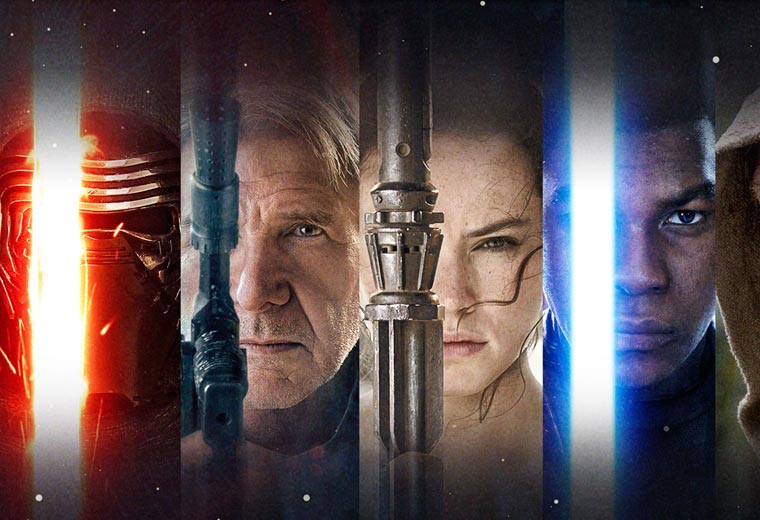 Star Wars: The Force Awakens in numbers