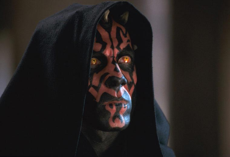 Better call Maul