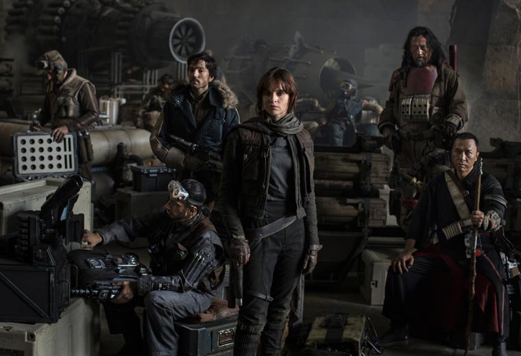 Twitter reacts to the new Rogue One: A Star Wars Story trailer
