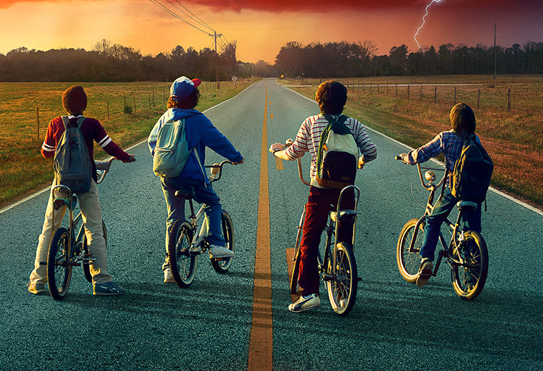 Stranger Things Comic-Con Trailer Is a Thriller