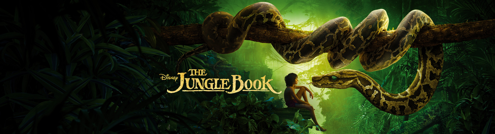 The Jungle Book (2016) – available now on Virgin Movies