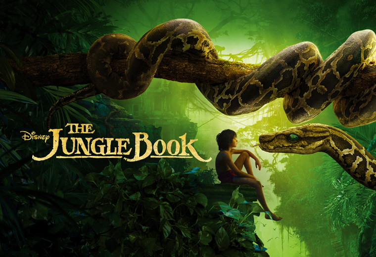 The Jungle Book swings on to Virgin Movies
