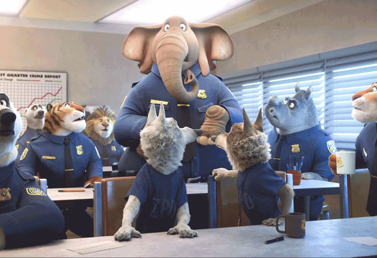 Zootropolis clip – Elephant In The Room