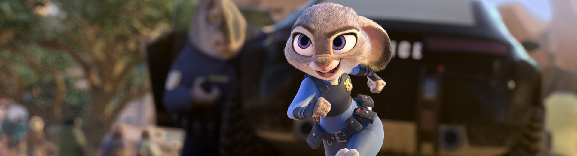 12 Easter Eggs you should look for in Zootropolis