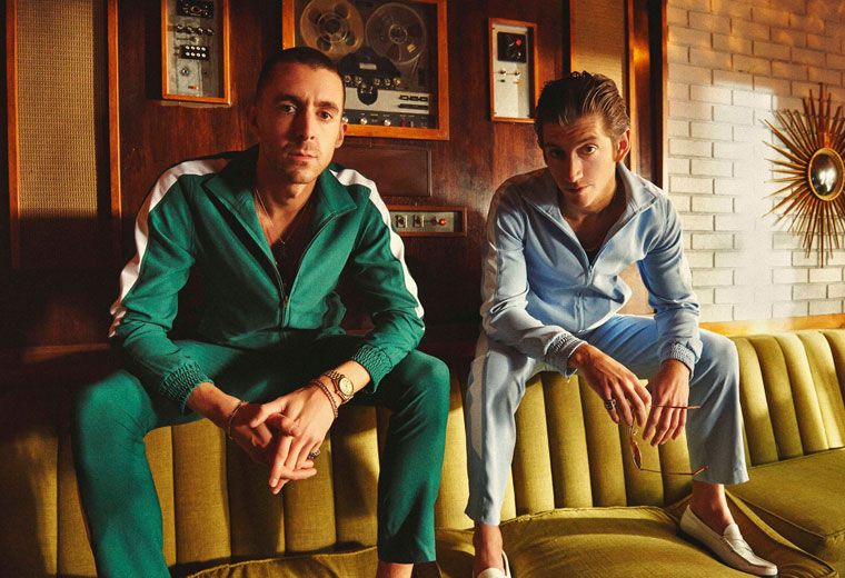 Review: Last Shadow Puppets back in harness