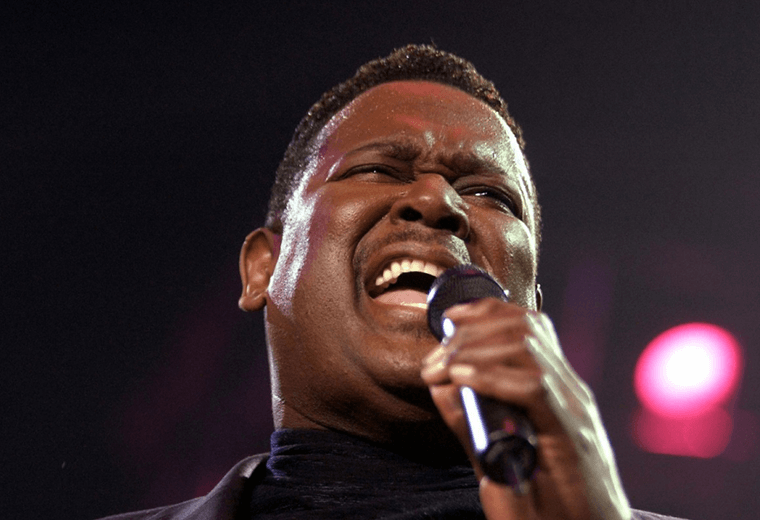 Luther Vandross: Never too Much