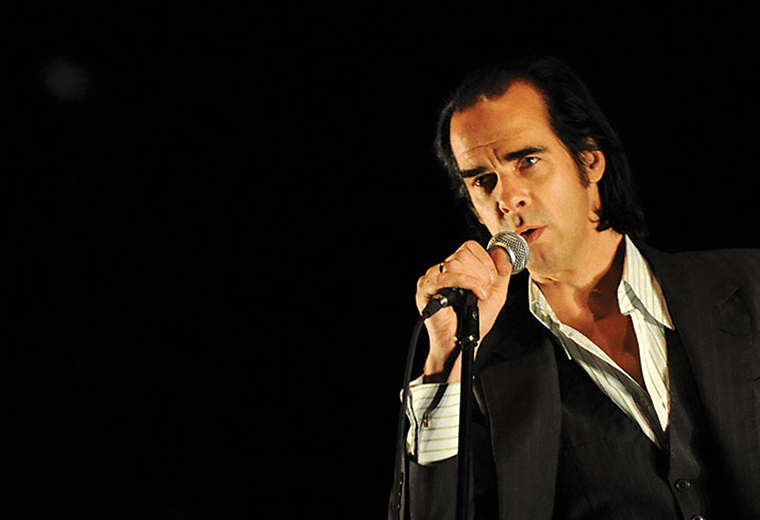 Nick Cave: Into My Arms