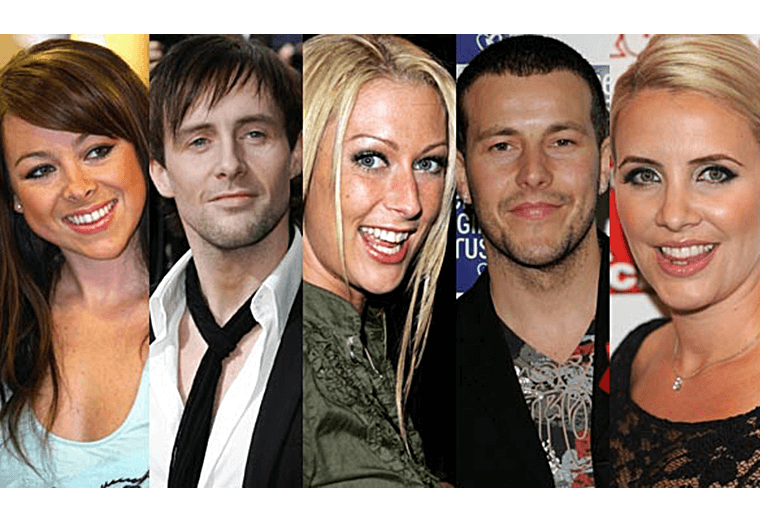 90s stars &ndash&#x3b; where are they now?