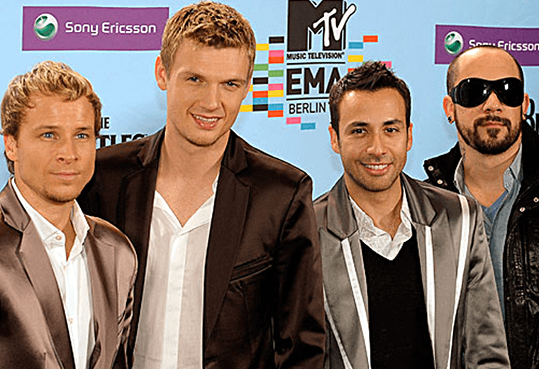 Where are the Backstreet Boys now?