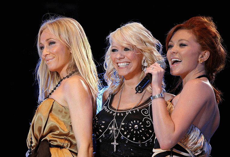 Where are Atomic Kitten now?