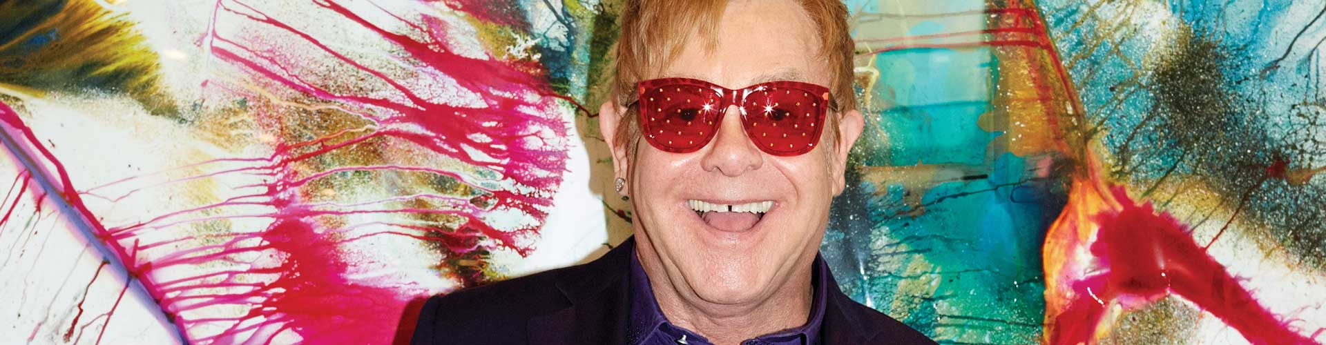 Elton John's most mind-blowing duets