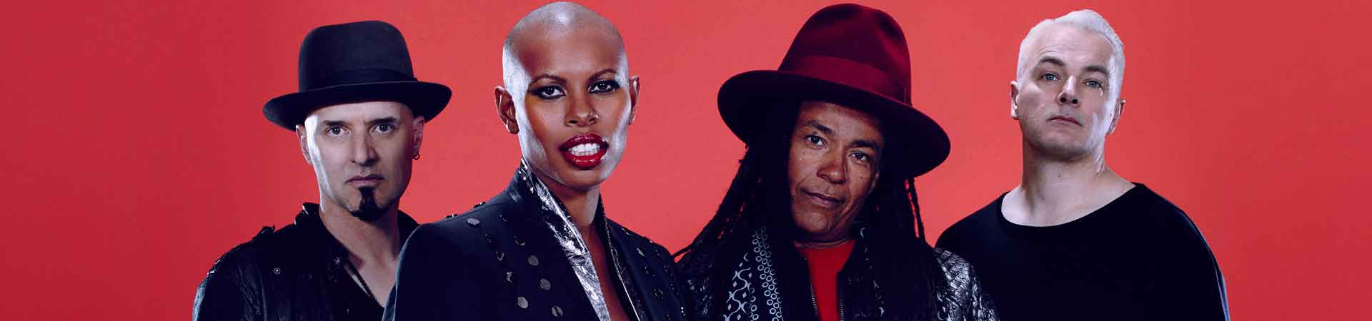 Skunk Anansie: Anarchytechture