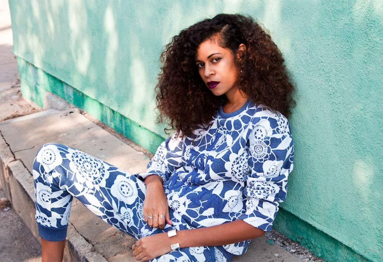 Video: AlunaGeorge – I'm In Control
