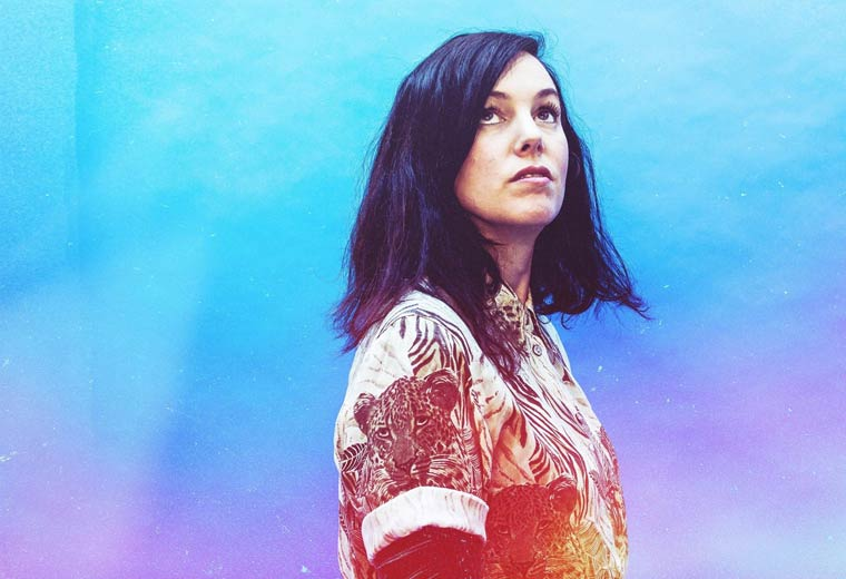 Review: Anna Meredith's electronic symphony
