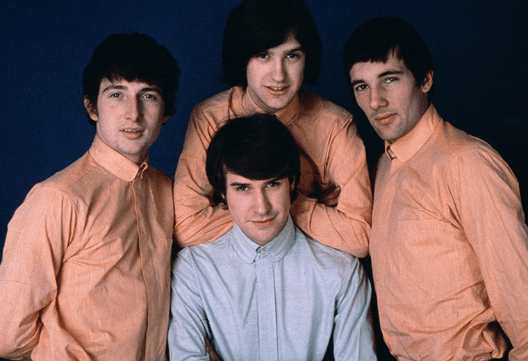 The Kinks were banned from US for fours years in 1965.