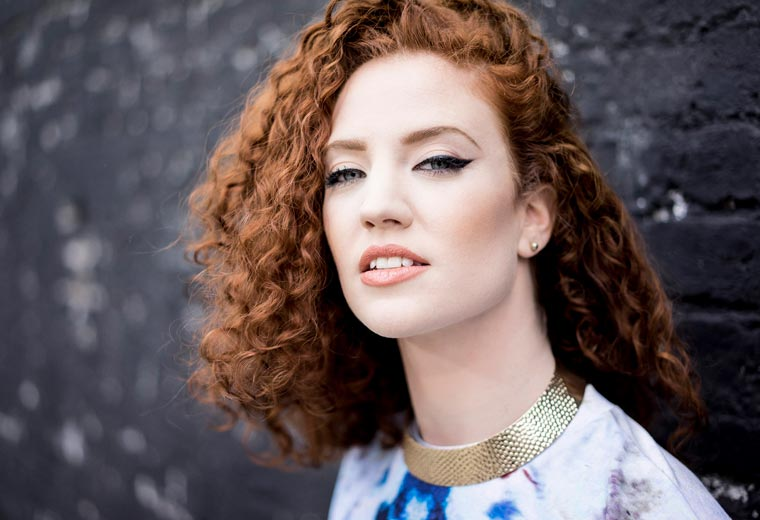 Jess Glynne has broken through in chart-topping style