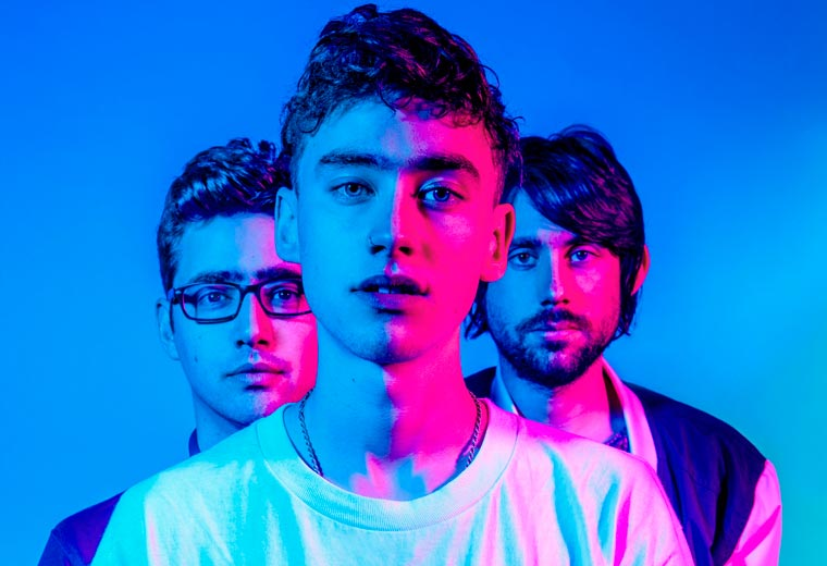 Years & Years were inescapable in 2015