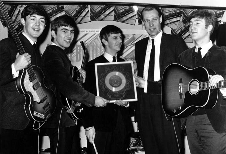 Tribute to George Martin