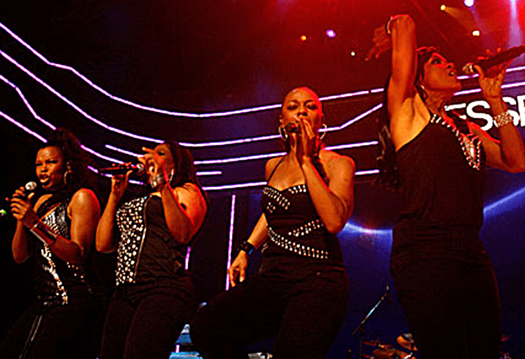 En Vogue have remained a solid chart topping unit for decades.