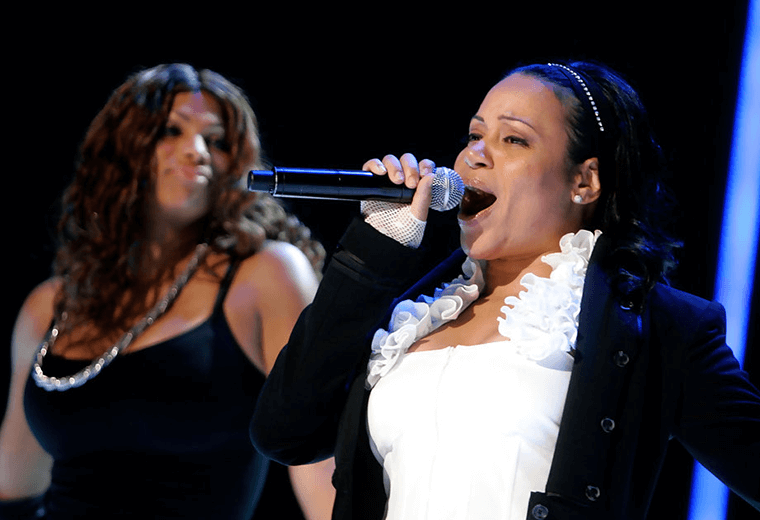 Salt-n-Pepa reformed in 2007 for a VH1 reality series.