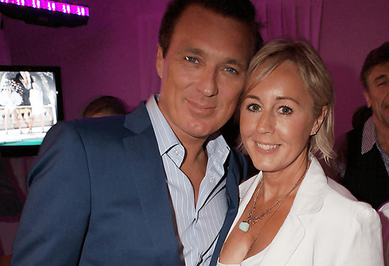Shirlie married Martin Kemp from Spandau Ballet.