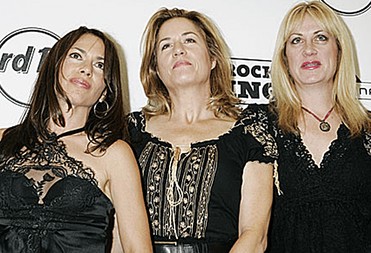 The Bangles reformed for an Austin Powers movie soundtrack.