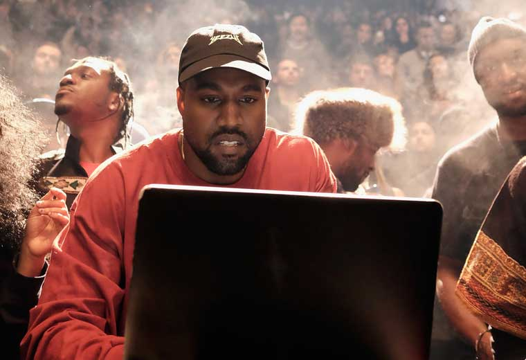 Has Kanye West killed the album?