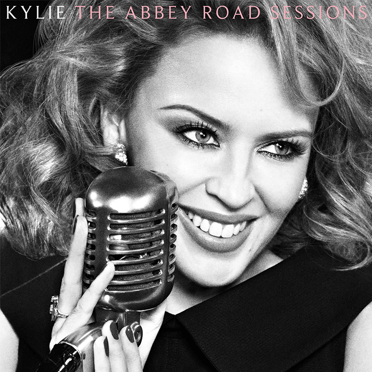Cover of Kylie Minogue's album The Abbey Road Sessions