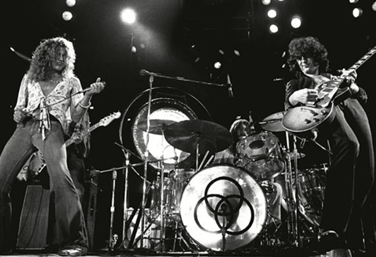 10 things you didn't know about Led Zeppelin