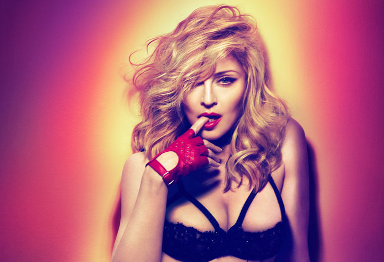 How Madonna got back on top