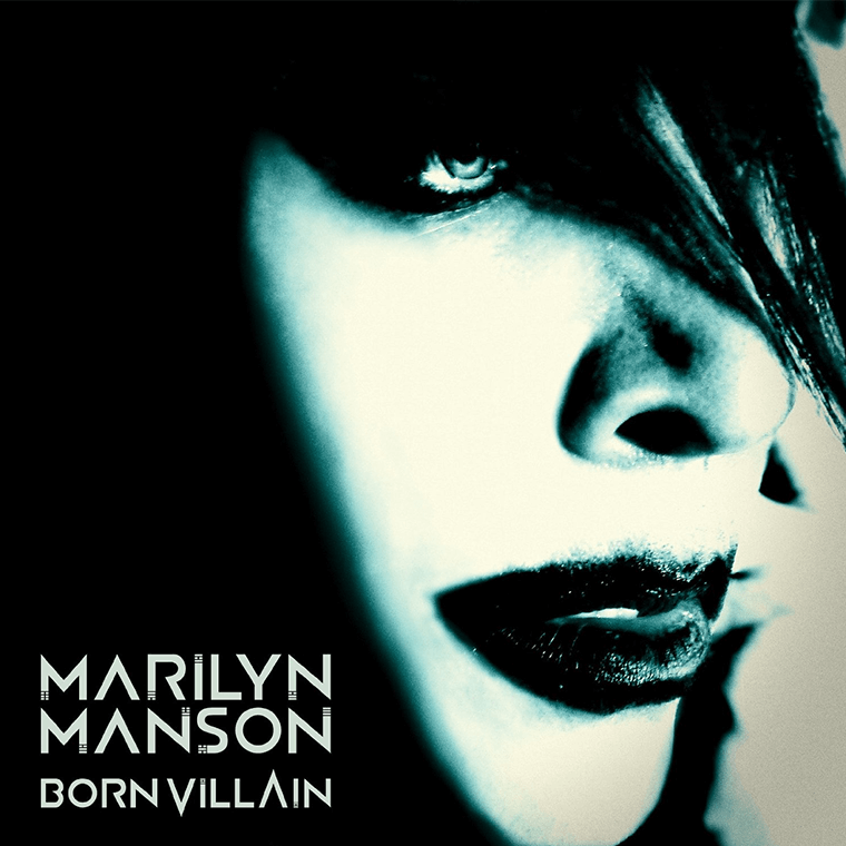 Cover of Marilyn Manson's album Born Villain
