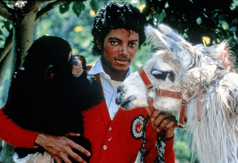 Michael Jackson believed he could talk to animals