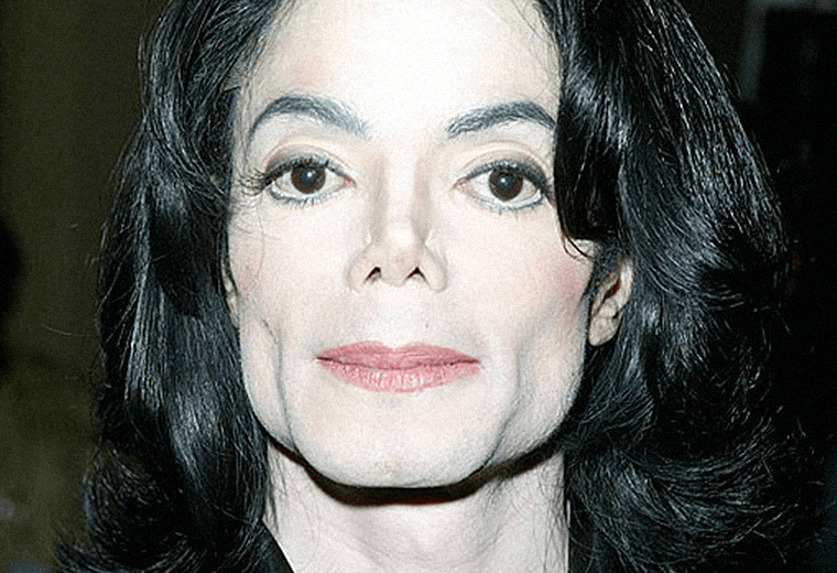 Michael Jackson didn't have a nose