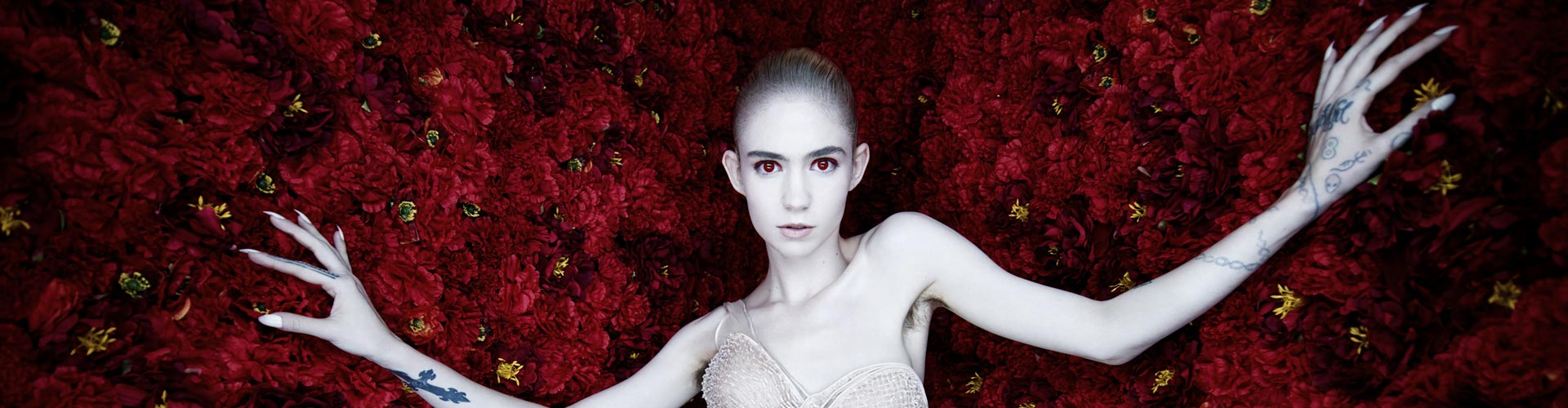 Video: Grimes – Kill V. Maim