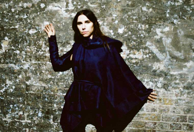 Video: PJ Harvey – The Wheel